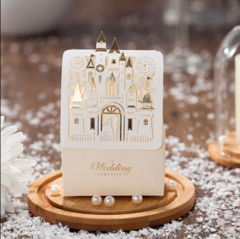 romantic castle favors and gifts baby shower elegant white luxury
