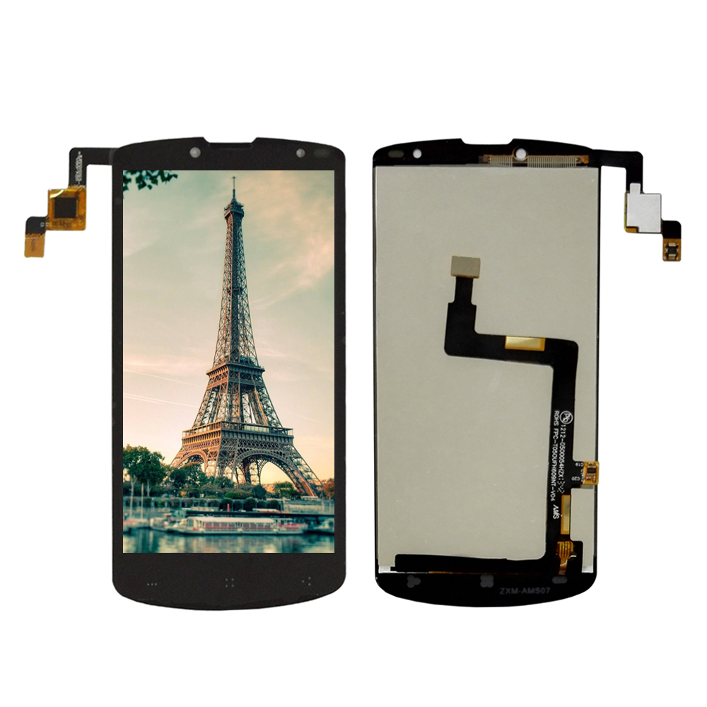 5 For Prestigio MultiPhone PAP 7500 PAP7500 LCD Screen Display with Touch screen Digitizer Assembly Spare Parts