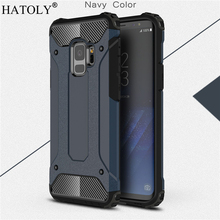 sFor Cover Samsung Galaxy S9 Case Silicone Rubber Armor Protective Hard Phone Case For Samsung Galaxy S9 Cover For Samsung S9 стоимость