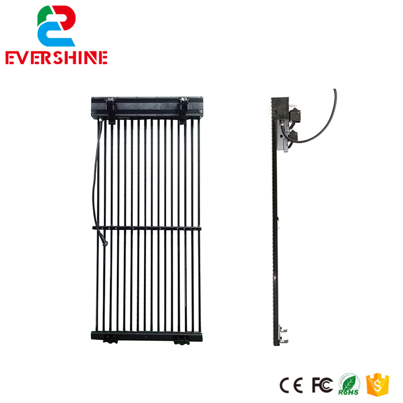 full color advertising media transparent mesh led display screen Outdoor Advertising SMD2727 Module led advertising display screen diy kits p16 outdoor rgb led panel 1 pcs jn power supply 1 pcs contrller all cable