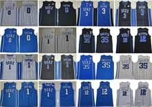 130d86263c7 Dwayne 0 Jayson Tatum College Jersey Duke Blue Devils Garyson Allen Kyrie  Irving Marvin Bagley III