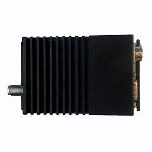 Image 4 - 5 Вт беспроводной трансивер 10 км передатчик и приемник на большие расстояния 433 МГц трансивер RS232 RS485 TTL радиомодем