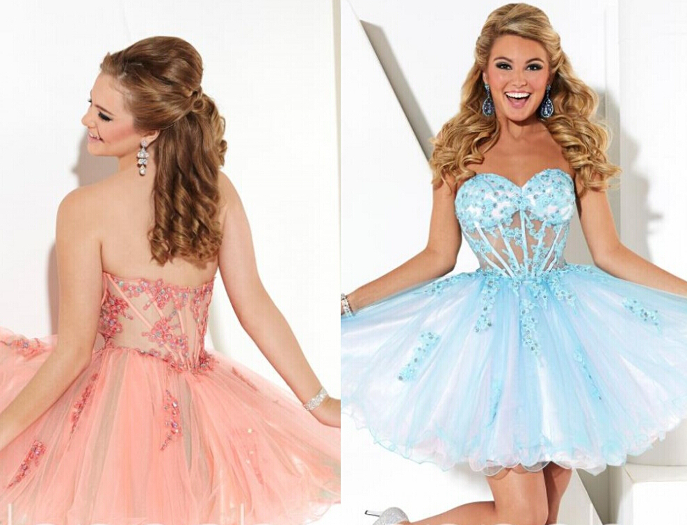 Popular High School Homecoming Dresses-Buy Cheap High School ...