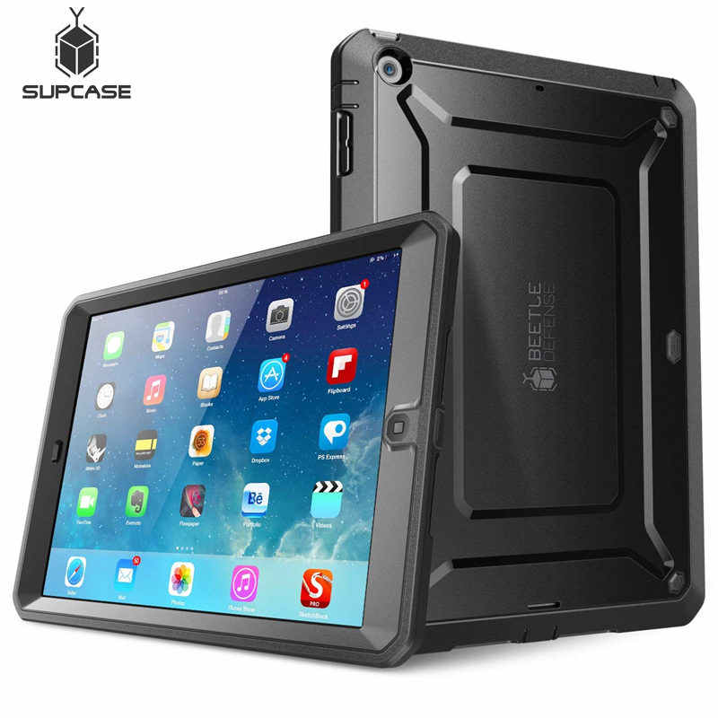 SUPCASE For ipad Air Case UB Pro Full-body Rugged Dual-Layer Hybrid Protective Defense Case Cover with Built-in Screen Protector