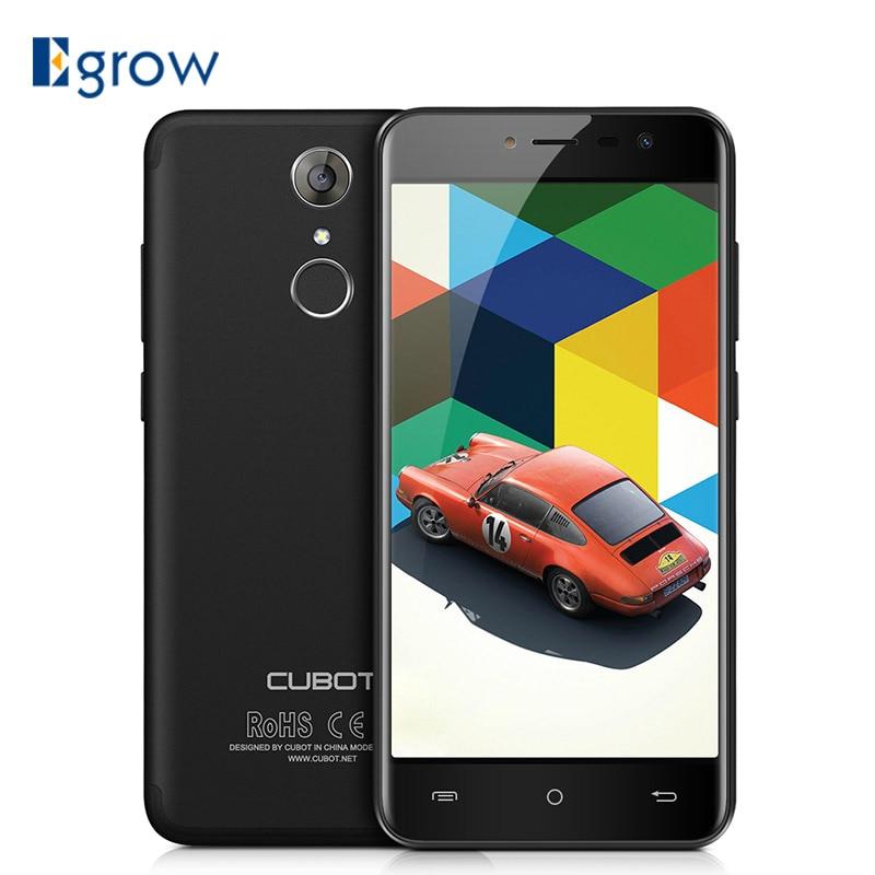 Оригинальный Cubot Note плюс отпечатков пальцев 5.2 FHD mt6737t 4 ядра смартфон 3 ГБ Оперативная память 32 ГБ Встроенная память 16mp Android 7.0 сотовые телефон...