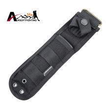EMERSON 1000D Nylon Tactical Knife Case Pouch w/Anti-cut Plate Inside for SOG M37 Butterfly 141 Portable Durable Knife Holster