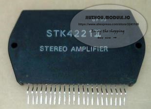все цены на 1PCS STK4221II Amplifier module NEW онлайн