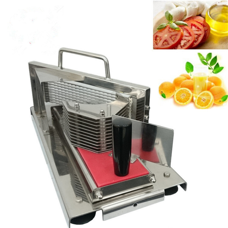 все цены на Commercial Manual Tomato Slicer Onion Slicing Cutter Machine Vegetable Cutting Machine HT-4