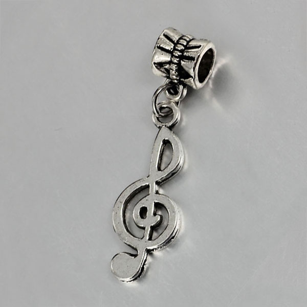 pandora charm musical