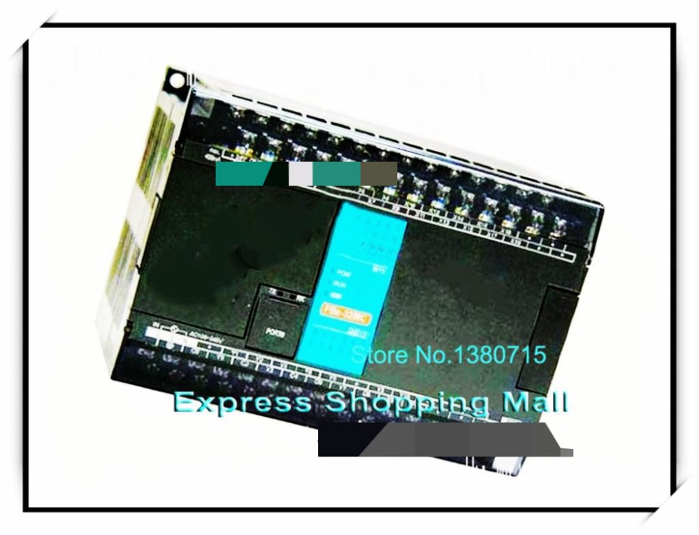 New Original FBS-32MCR2-AC PLC AC220V 20 DI 12 DO relay Main Unit new and original fbs cb2 fbs cb5 fatek communication board