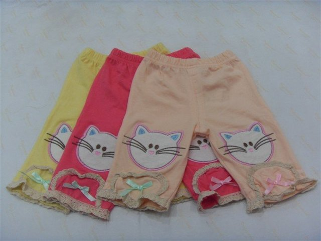 2012 new design children shorts, boy breeches 100pc/bag  F03