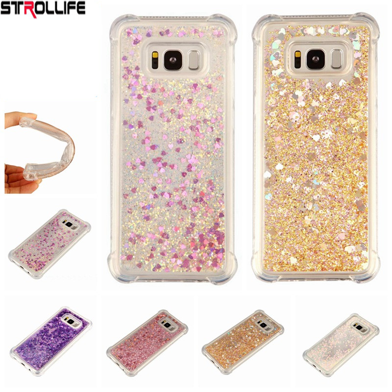 Cellphones & Telecommunications Glitter Bling Heart Water Quicksand Flexible Soft Tpu Phone Case Cover For Xiaomi Redmi Note 4x Liquid Case Coque Fundas Capa