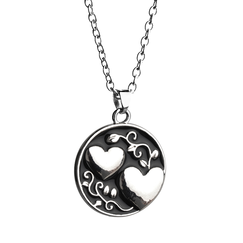 Heart necklaces pendants christmas gift for mother necklace women heart necklaces pendants christmas gift for mother necklace women fashion jewelry long necklace flower mom pendant necklaces aloadofball Image collections
