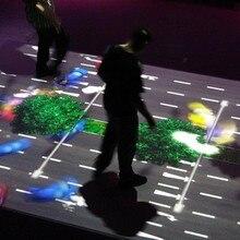 DefiLabs Defi интерактивный пол системы проекции и 130 различных эффектов