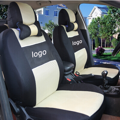 Universal Car Seat Cover For Toyota Corolla Camry Rav4 Auris Prius Yalis Avensis Runner car seat cover Car Styling accessories kkysyelva universal leather car seat cover set for toyota skoda auto driver seat cushion interior accessories