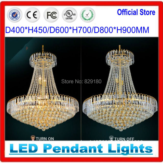 Official storeunique french empire crystal chandelier light gold official storeunique french empire crystal chandelier light gold chrome crystal chandelier flood lighting aloadofball Images