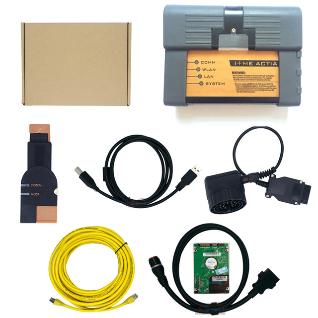 v2019.03 Newest software forBMW ICOM A2+B+C Multiplexer Diagnostic & Programming Tool For BMW scanner Multi-language ICOM A2
