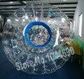 Высочайшее качество 0.8 мм зорб надувной мяч дешевые тело зорбе мяч бесплатная доставка