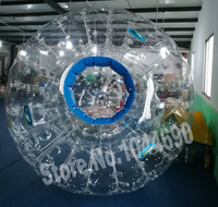 top quality 0.8mm zorb inflatable ball cheap body zorb ball free shipping