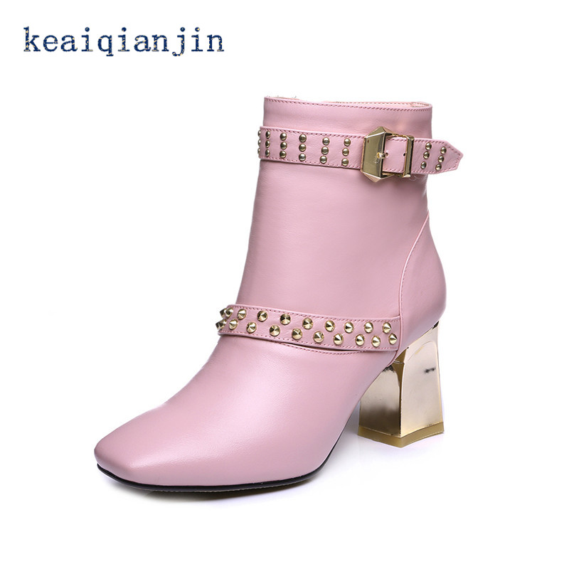 Popular Pink High Heel Boots-Buy Cheap Pink High Heel Boots lots ...