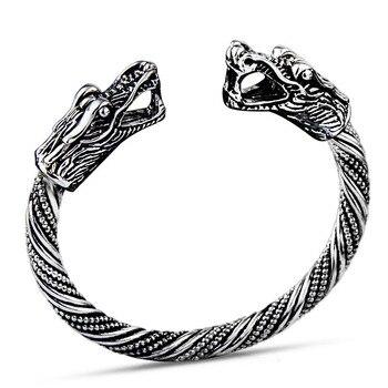 bb070661ca8f Lafone Teen Wolf pulsera joyería India accesorios de moda pulsera vikingo hombres  pulsera brazalete pulseras para mujeres brazaletes