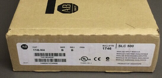 Brand New Module 1746-NI4 With Free DHL / EMS dhl ems 4 sets 1pc new elco ni4 km08 op6l q8