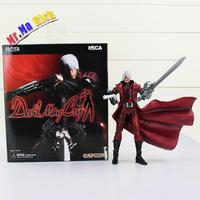 Dmc Devil May Cry Dante Pvc Action Figure Collectible Model Toy Neca Devil May Cry Weapons Guns Sword Action Figure