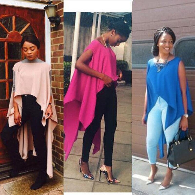 2017 Plus Size Beach Cover Up Asymmetrical Dresses female clothing Women dress tunic Beachwear irregular Swimsuit Coverup Pink