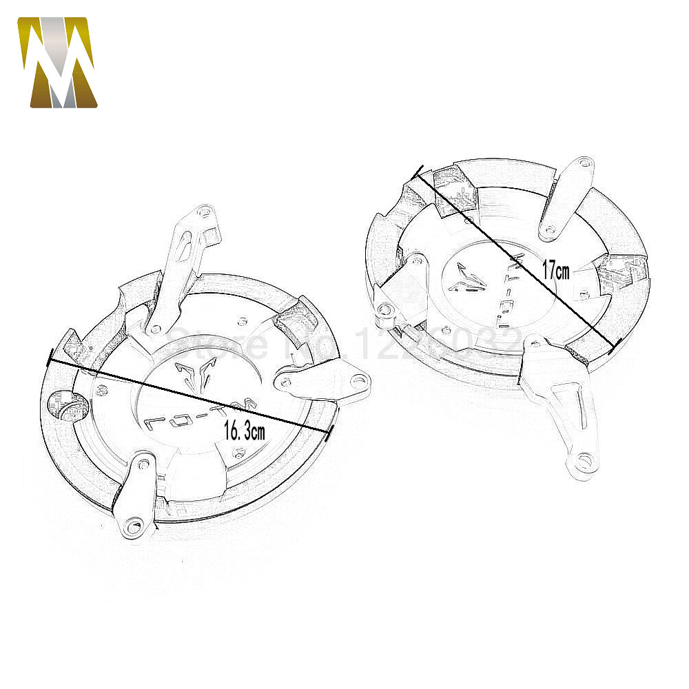 Gold Color Motorcycle Mt 07 Engine Stator Case Cover 530 Diagram Protective Protector For Yamaha Mt07 Fz Fz07 In Covers Ornamental Mouldings