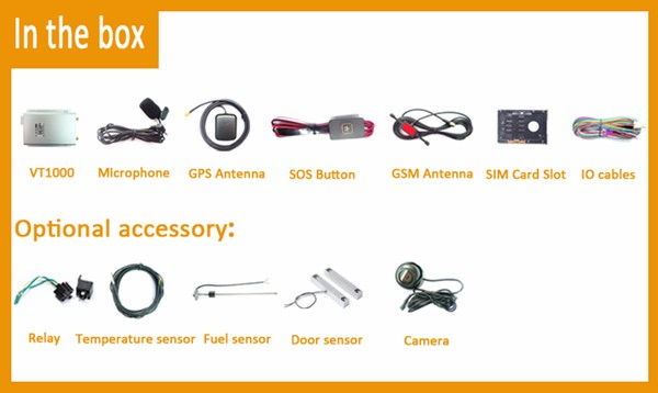 itrac vt1000 accessory details012