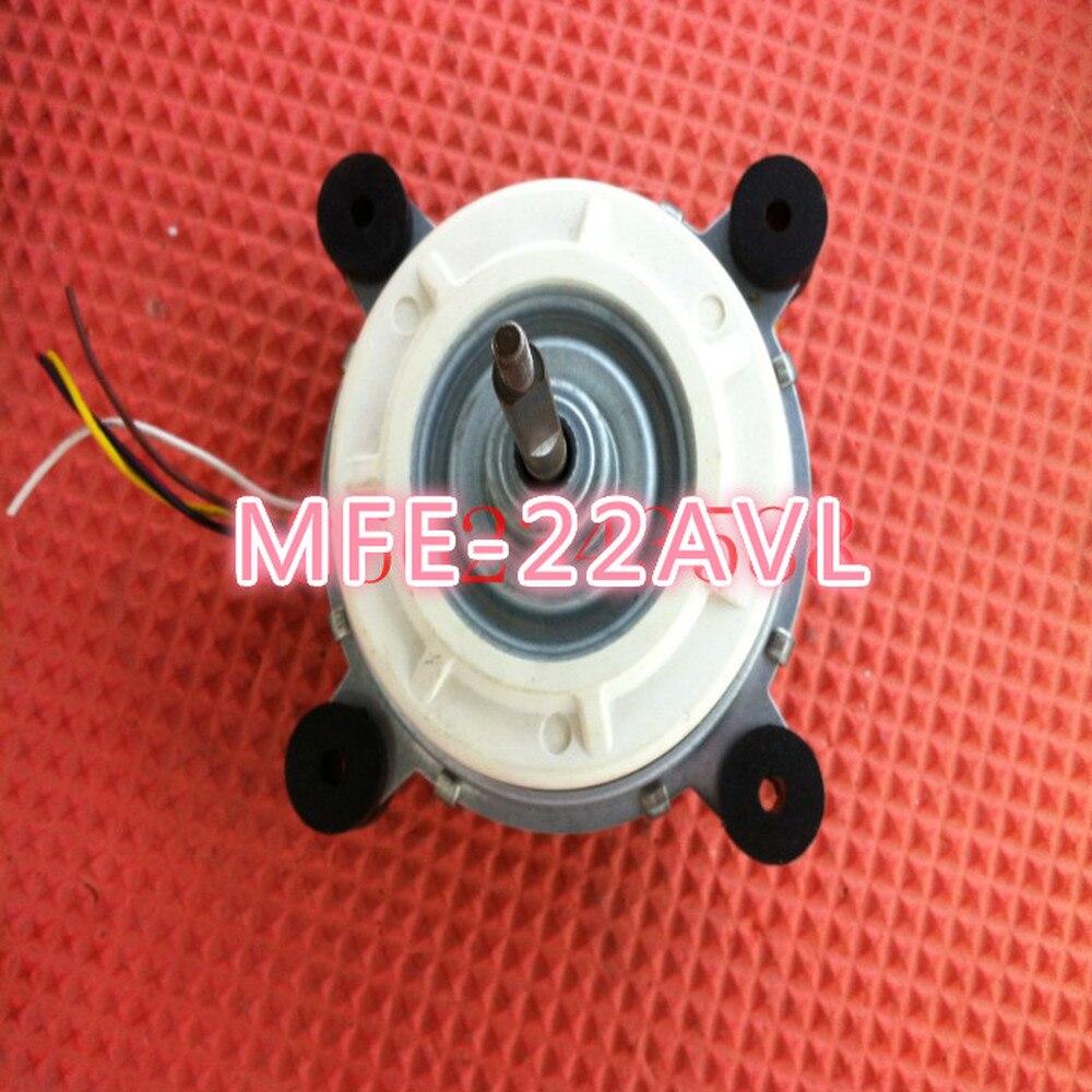 MFE-22AVL 8P DC280V Panasonic DC fan Air conditioning motor Used original Inverter fan new original nmb 9cm9038 3615rl 05w b49 24v0 73a 92 92 38mm large volume inverter fan