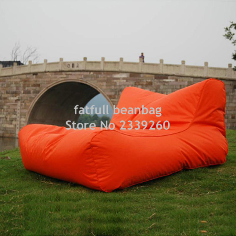 Home Furniture Cover Only No Filler-outdoor Cordura Fabric Floating Pool Floating Water Bean Bag Factory,landed Relax Lounger After Floating Attractive Appearance