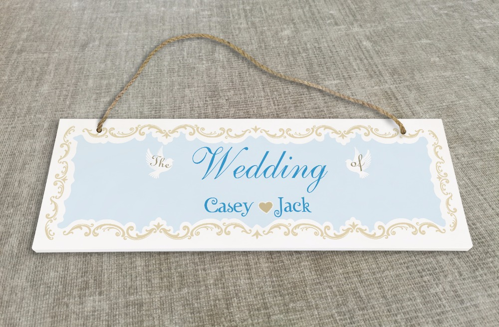Personalized Outdoor Wedding Reception & Ceremony Decoration Directional Signs wedding sign board guild board SB002H