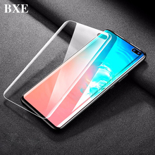 BXE 8D Curved Full Cover Screen Protector For Samsung Galaxy S8 S9 S10 Plus S10e Note 8 9 3D Soft TPU Film (Not Tempered Glass )