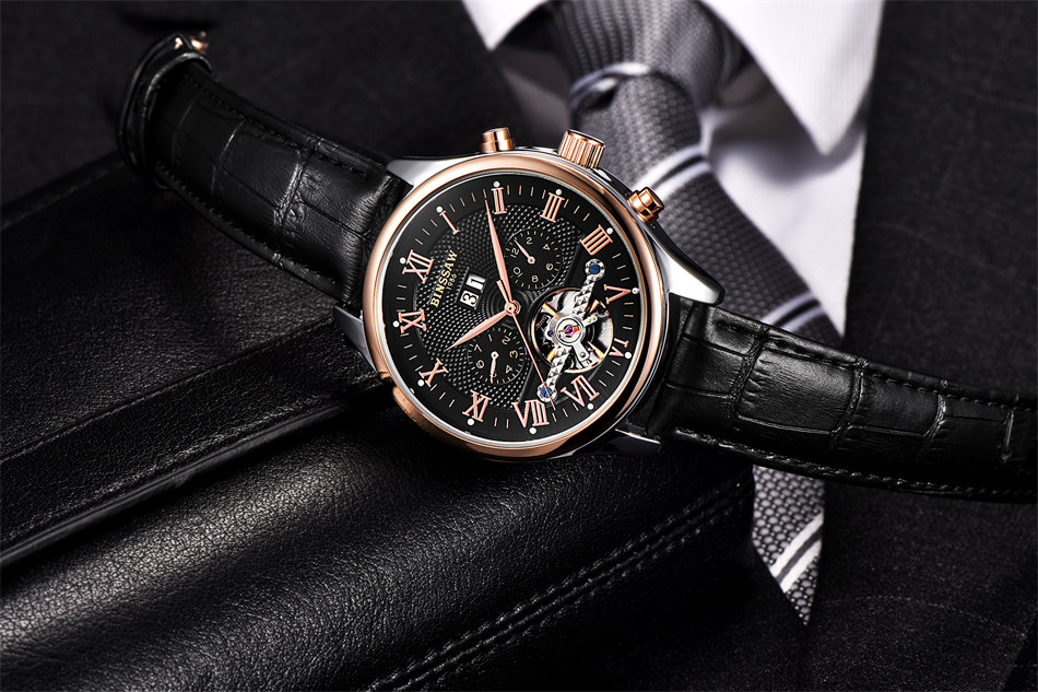 IsMyStore: BINSSAW 2019 Watches Men Luxury Top Brand New Fashion Men's Big  Designer Automatic Mechanical Male Wristwatch Relogio Masculino