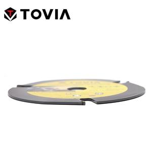 Image 5 - Tovia 150Mm Cirkelzaagblad Multitool Slijper Saw Disc Hardmetalen Hout Slijpschijf Hout Snijden Power Tool Accessoires