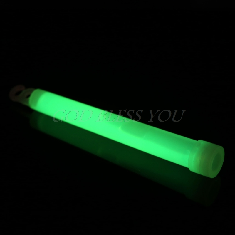 10Pcs Industrial Grade Glow Sticks Ultra Bright SnapLights With 12 Hour Duration Glow Sticks Emergency Supplies