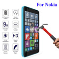 2.5D 9H Tempered Glass For Nokia Lumia 435 520 530 535 630 640 640XL 730 820 920 950 950XL 1020 1320 1520 Screen Protector Film