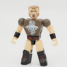 цена на Building Blocks Wrestling gladiators Action figures Wrestler 2inch Bricks Kids Gift Toys Minifigures Superheros Randy