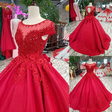 AIJINGYU Bride Online Designer Gowns Weeding Wedding Dress