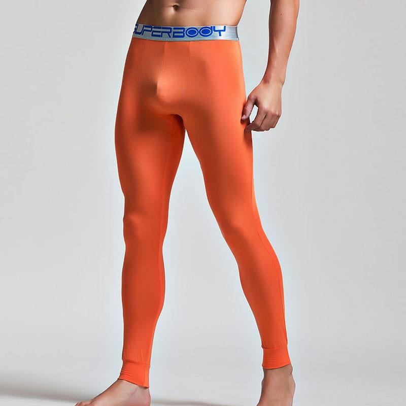 Aliexpress.com : Buy 1pcs mens thermal underwear Modal long johns ...