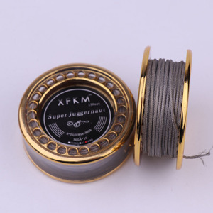 Image 5 - XFKM 5m/roll NI80 Super Alien fused Clapton for RDA RBA Rebuildable Atomizer Heating Wires Coil Tool Alien Clapton Heating Wire