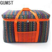 88L super large capacity cooler bag big cool insulated shoulder bag picnic lunch box thermal vehicle insulation ice pack handbag