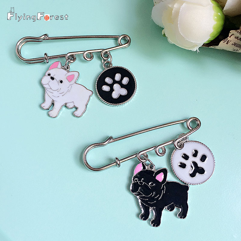 Earnest 1 Pcs Cartoon Cute Animal Cat Rabbit Metal Brooch Button Pins Denim Jacket Pin Jewelry Decoration Badge For Clothes Lapel Pins Home & Garden
