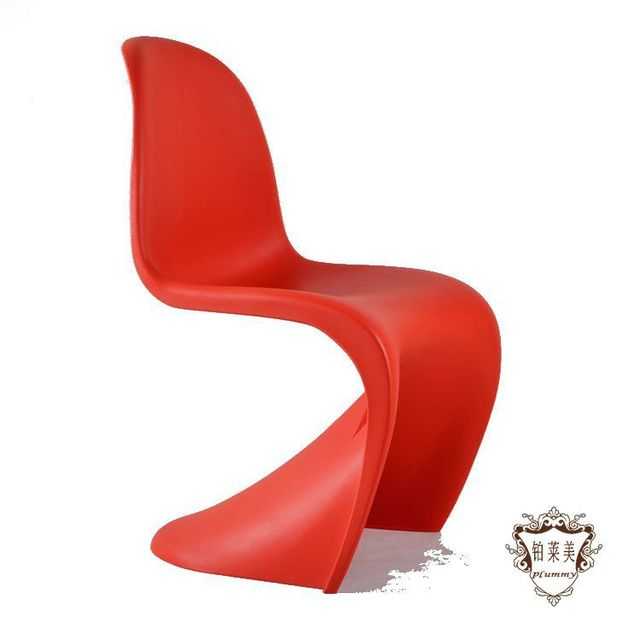 Platinum Lesmills Chaises Mobilier Design En Plastique Salle De Bains Minimaliste Chaise Panton Personnalit Crative Loisirs