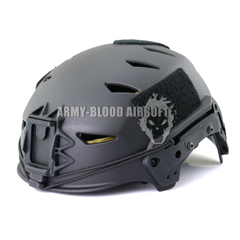2019 NEW FMA Bump EXFIL Lite Tactical Helmet Black free shipping