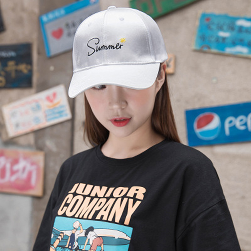 Spring Cotton Baseball Caps Hats Summer Letter Embroidery Vintage Adjustable Fashion Casual Caps Hats For Men and Women 2019 New in Men 39 s Visors from Apparel Accessories