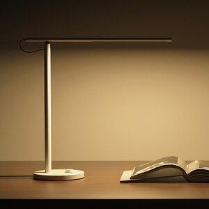 Image 3 - 원래 Xiaomi Mijia 똑똑한 LED 책상 램프 1S 4 빛 형태 Dimmable 9W Mi 테이블 램프 Apple HomeKit Mi 가정 APP Siri 음성 통제