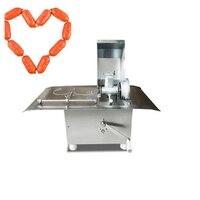Máquina Manual atadora de salchichas  máquina vegetariana para hacer salchichas|Procesadores de alimentos| |  -