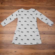 TANGUOANT Cartoon Mouse Girl's Dress